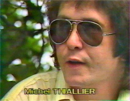 Michel Thiallier sur FR3 Auvergne